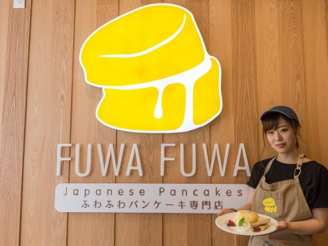 welcome to fuwa fuwa japanese pancakes cafe